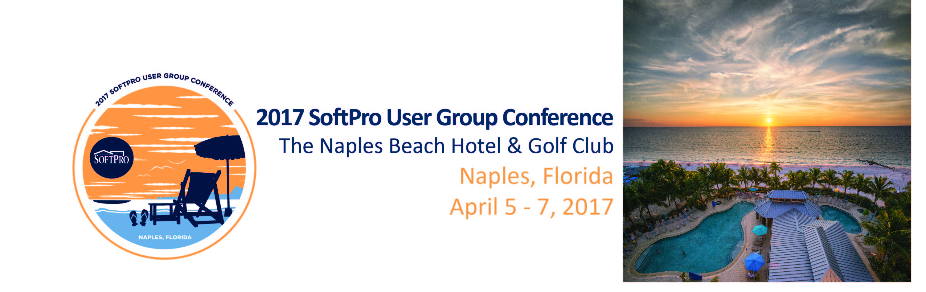 SOFTPRO 2017 USER GROUP CONFERENCE