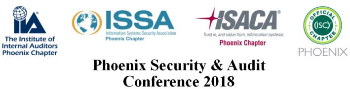2018 Phoenix Security & Audit Conference