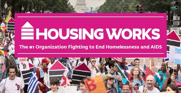 Legal Group Volunteer Event Supporting Housing Works