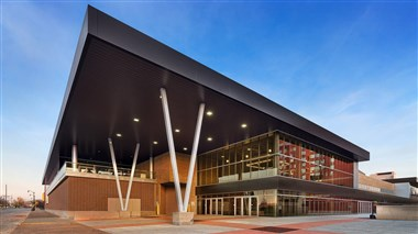 Prairie Capital Convention Center