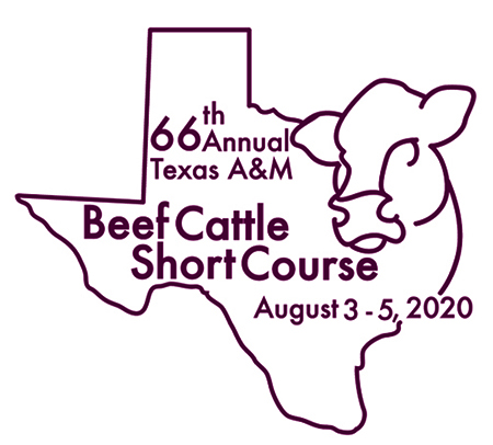 Beef Cattle Short Course 2020 for Exhibitors