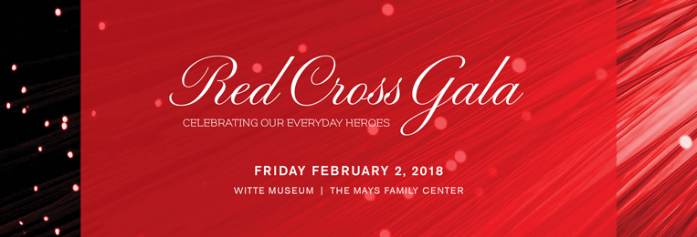 2018 Red Cross Gala