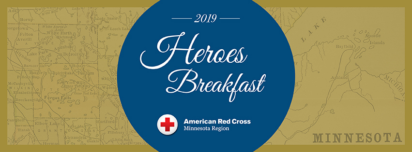 Minnesota Region Heroes Breakfast 2019