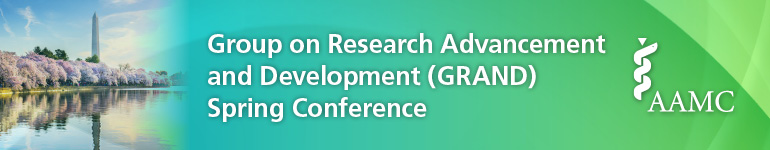 2019 Group on Research Advancement and Development (GRAND) Spring Conference