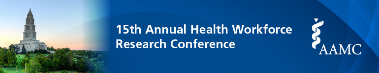 15th Annual Health Workforce Research Conference