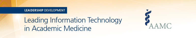 2020 Leading Information Technology in Academic Medicine