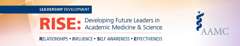 2020 RISE: Developing Future Leaders in Academic Medicine & Science