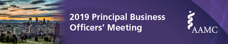 2019 Principal Business Officers' Meeting