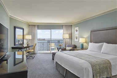 Coronado Bay View Guest Room