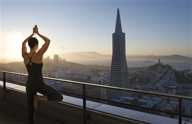 Yoga/View/Sky Deck