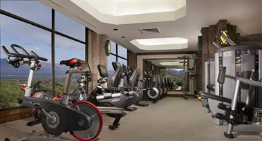 Lakeside Fitness Room
