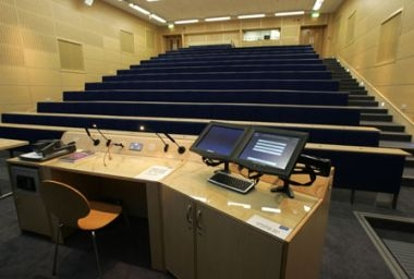 Edinburgh Conference Centre Lecture Theatre