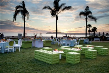 Meetings on the Lawn at Hotel del Coronado