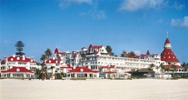 Hotel del Coronado & Beach Village at The Del