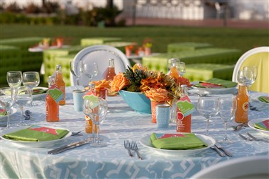 Meet in a Garden at Hotel del Coronado