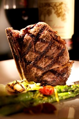 Hill Country Dining Room Steakhouse Menu