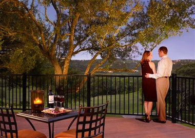 Hill Country Veranda