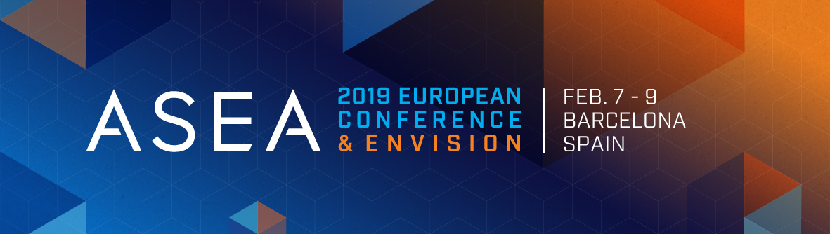 ASEA 2019 European Conference & Envision