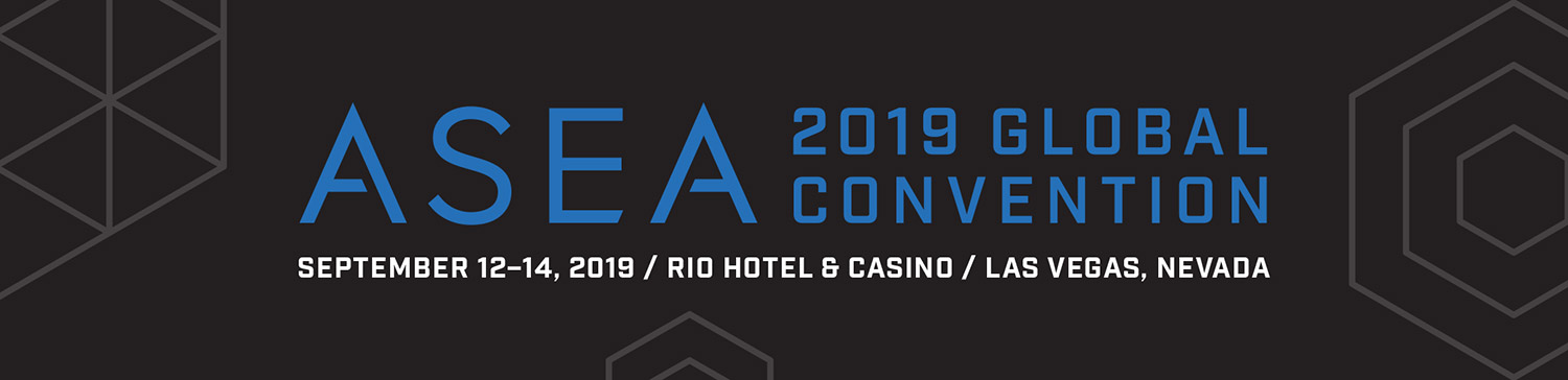 2019 ASEA International Convention, Las Vegas NV