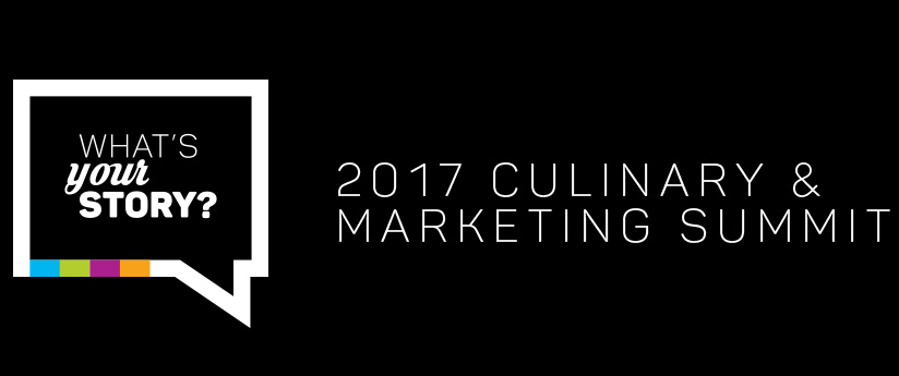 2017 Culinary & Marketing Summit