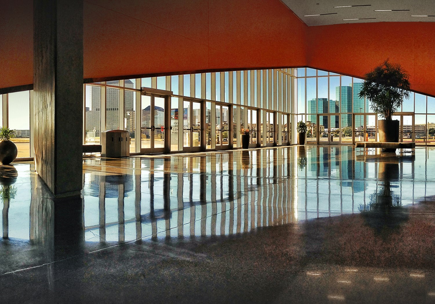 The Irving Convention Center at Las Colinas