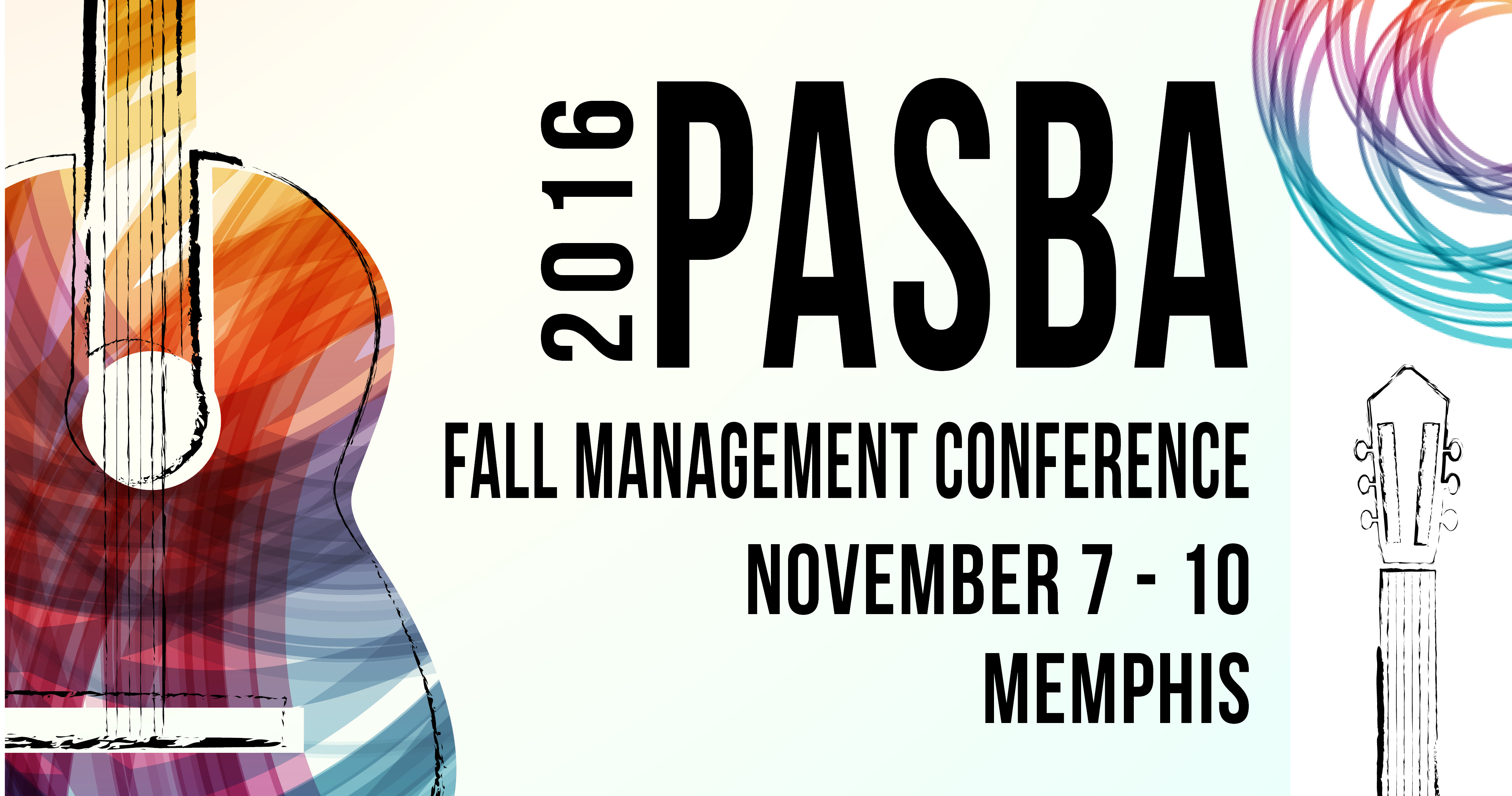 2016 PASBA Fall Management Conference