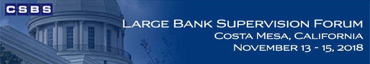 Large Bank Supervision Forum