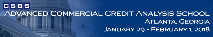 Advanced Commercial Credit Analysis