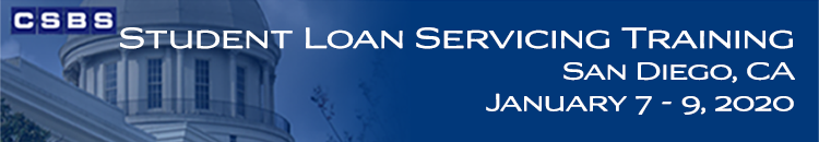 Student Loan Servicing Training