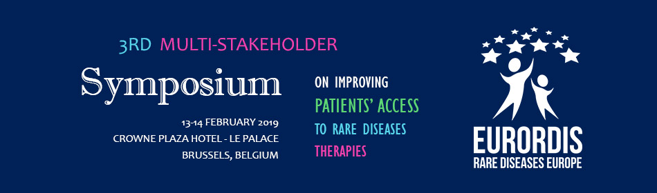 3rd Multi-Stakeholder Symposium on Improving Patients' Access to Rare Disease Therapies