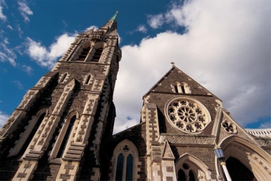 Christchurch City's Cathedral