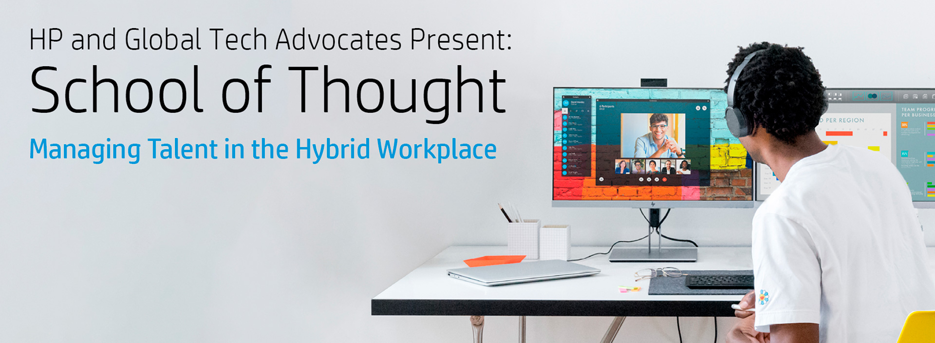 School of Thought webcast Series - Managing Talent in the Hybrid Workplace