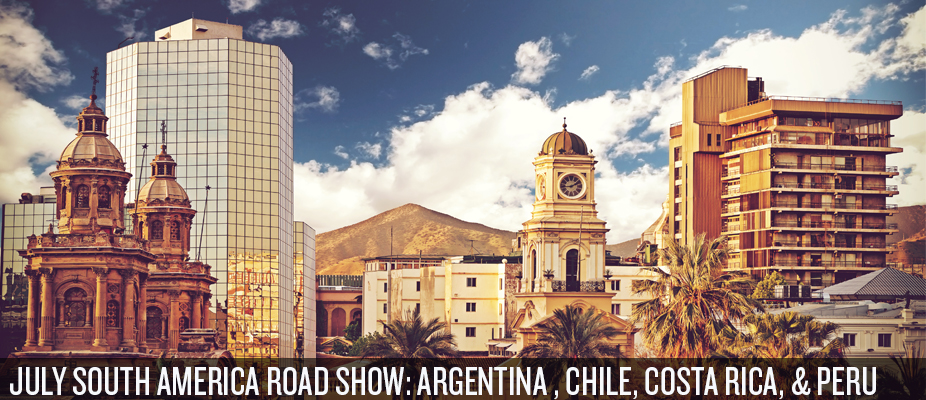 CIEE - South America Road Show - July 2019