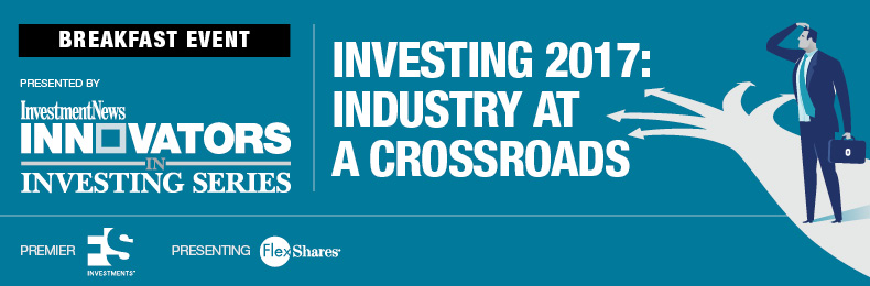 Investing 2017: Industry at a Crossroads Live Event
