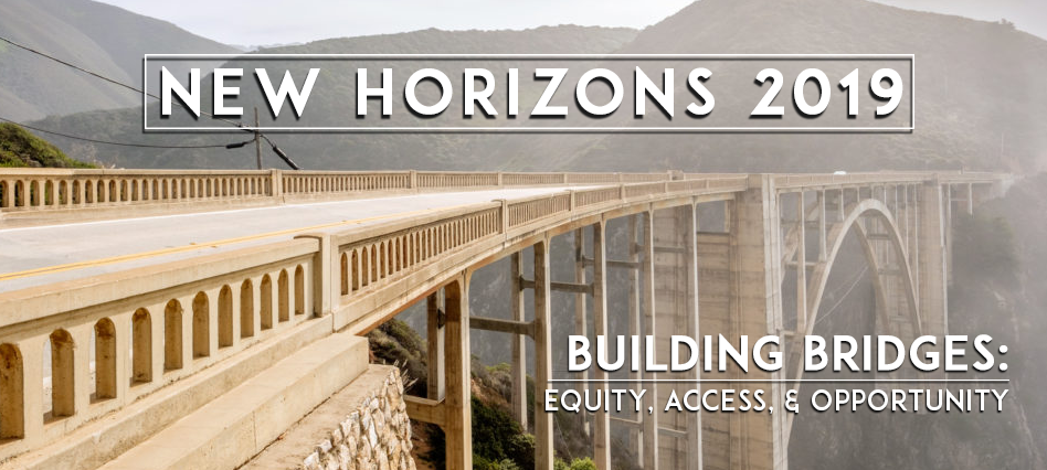 New Horizons Conference 2019 - Registration