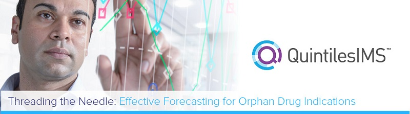 'Threading the Needle': Effective Forecasting for Orphan Drug Indications and Small Patient Populations