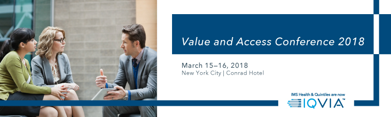 IQVIA Value and Access Conference 2018