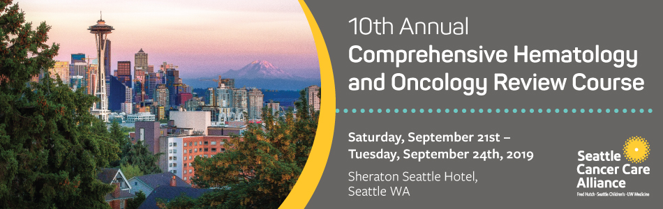 10th Annual Comprehensive Hematology & Oncology Review Course