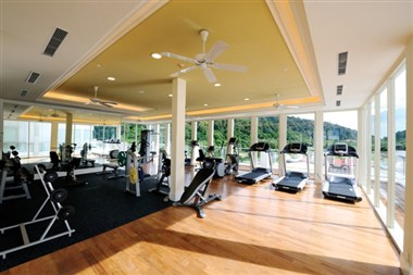 Fitness Centre at The Danna Langkawi