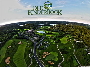 Old Kinderhook Aerial
