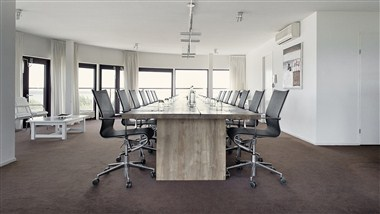Penthouse meeting room