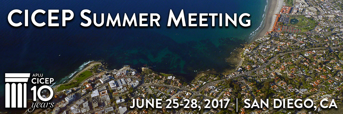 2017 Commission on Innovation, Competitiveness, and Economic Prosperity Summer Meeting