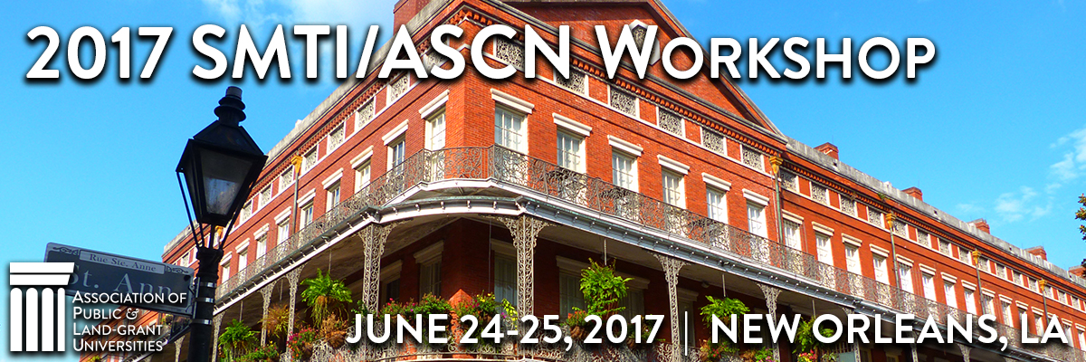 2017 SMTI/ASCN Workshop on Diversity and Inclusion