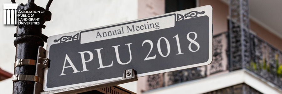 2018 APLU Annual Meeting