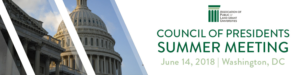 2018 Council of Presidents Summer Meeting