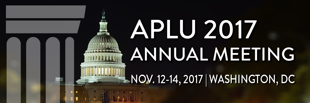 2017 APLU Annual Meeting