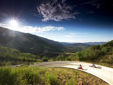 Park City Mountain Resort Alpine Slide
