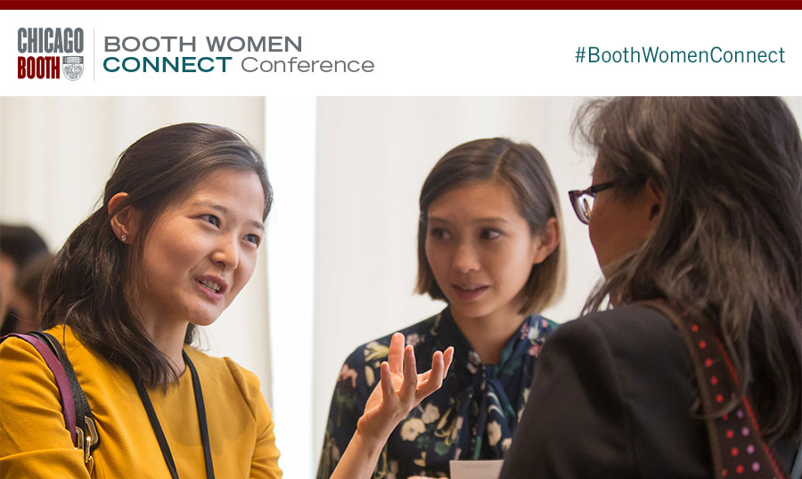 Booth Women Connect Conference 2018