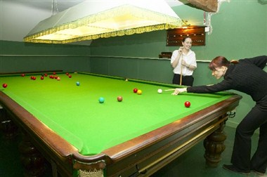 The Snooker Room