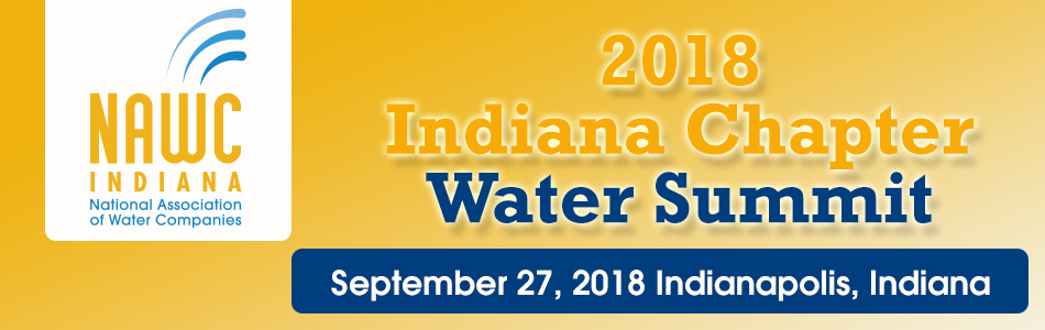 2018 Indiana Chapter Water Summit